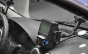Лада Ларгус такси фото аппарата для выдачи чеков