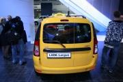 Лада Ларгус такси фото кормы
