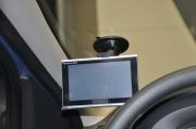 Лада Ларгус такси фото навигатора