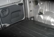 Лада Ларгус фургон фото грузового отсека