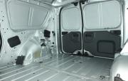 Лада Ларгус фургон фото багажного отделения