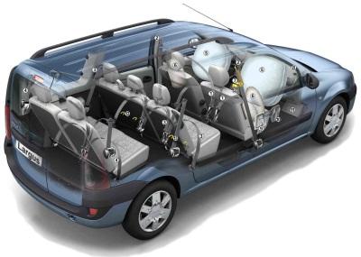 Комплектация Lada Largus R90