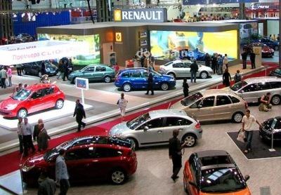 Киевский Международный Автосалон SIA 2012