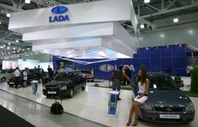Премьера автосалона AMI-2012