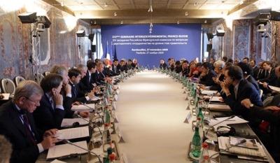Заседание совета директоров АВТОВАЗа в Париже