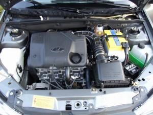 Двигатель Лада Калина 2