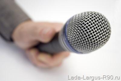 Интервью с владельцами Лада Ларгус