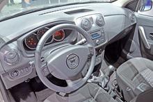 Второе поколения Dacia Logan MCV