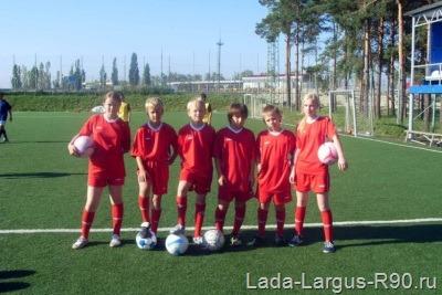 АВТОВАЗ поддерживает развитие юношеского спорта