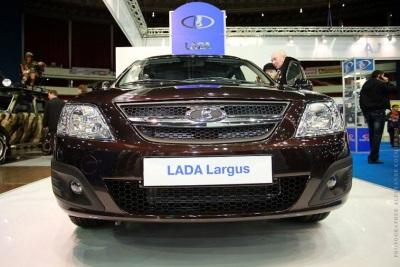 Лада Ларгус автомобиль года